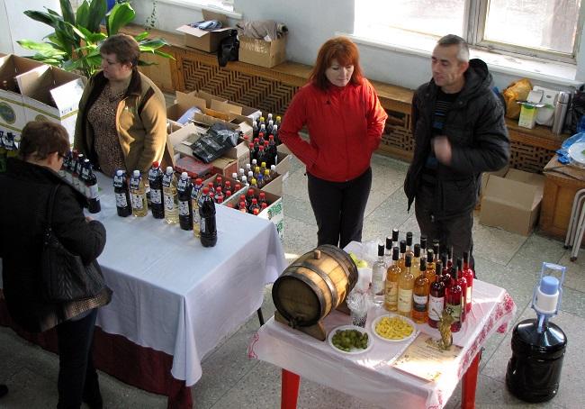 на фестивале молодого вина в Новочеркасске