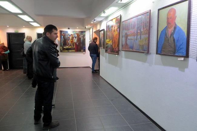 """МСИИД на выставке """"30 лет спустя"""""""