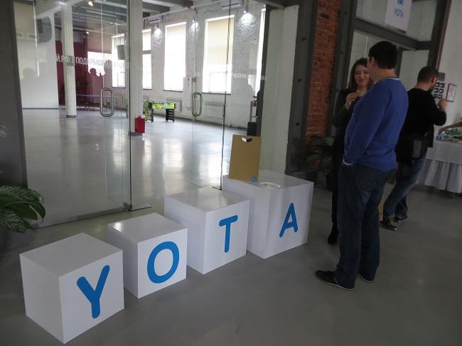 презентация Yota
