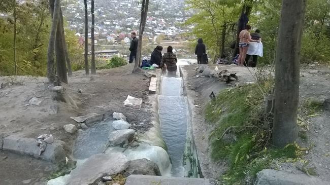 народные ванны в Пятигорске