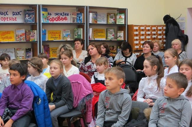 """участники """"Книжных сезонов"""" в Новошахтинске"""