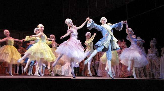 балет-пастораль