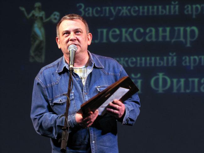 Александр Семикопенко