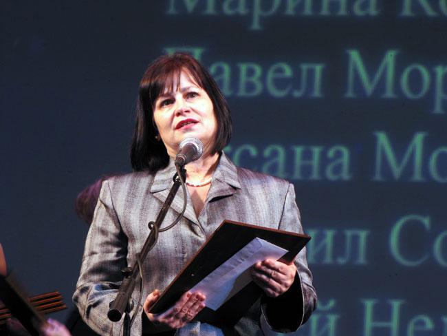 Светлана Сопова