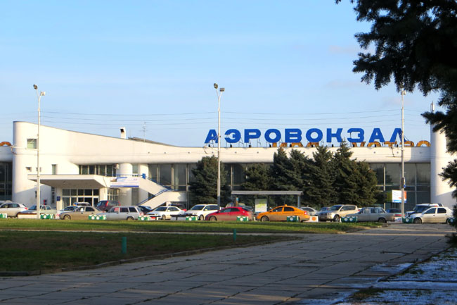 аэровокзал Ростова-на-Дону