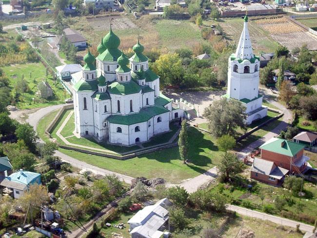 собор в Старочеркасске