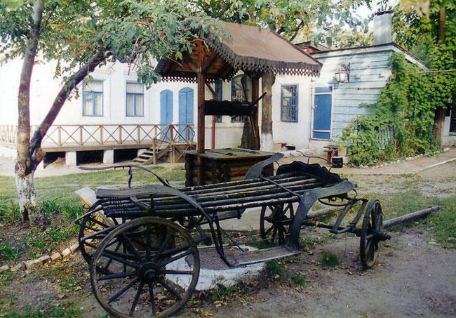 Аксайская почтовая станция