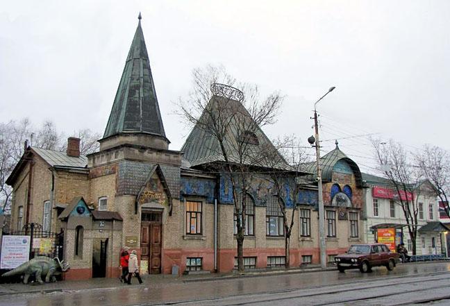 дом Шаронова в Таганроге