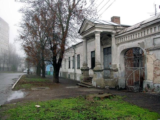 улица Мало-греческая в Таганроге