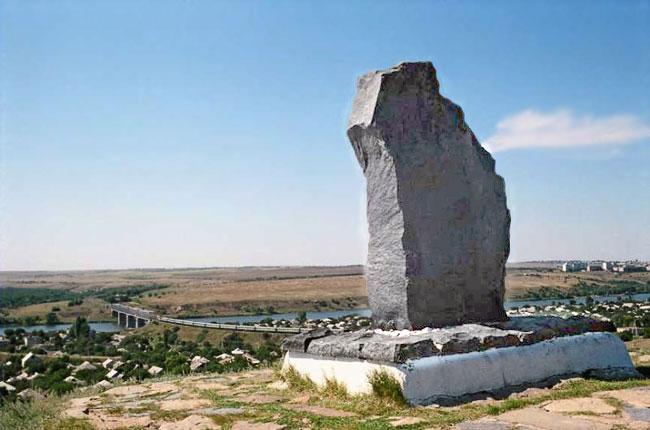 памятник воинам Игоревой рати