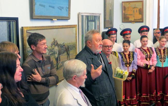 художник Владимир Донец
