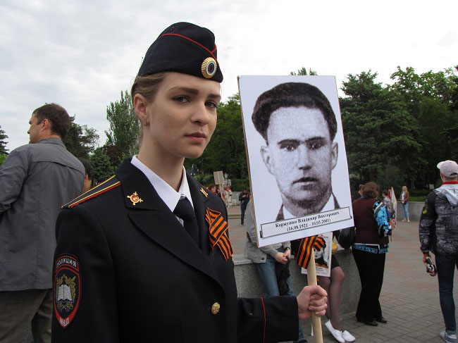 курсант Юля
