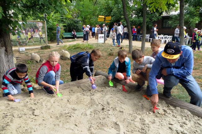 археологическая-песочница