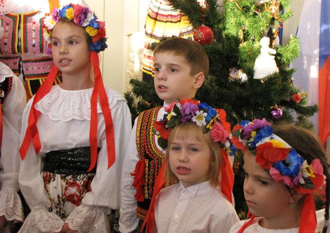 юные поляки