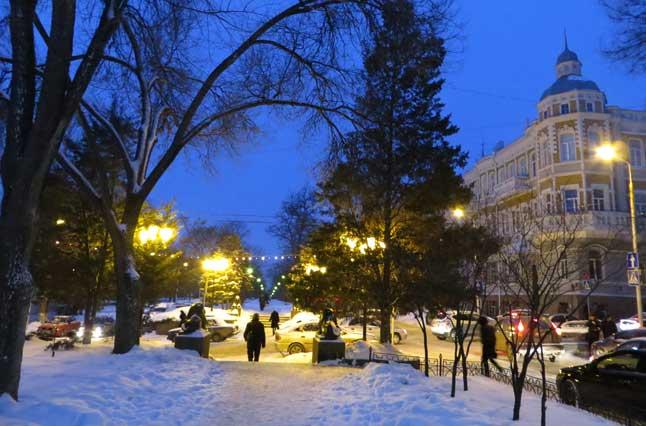 Зимний-Ростов-Пушкинская