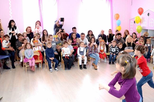 открытие детского сада в Мясниковском районе