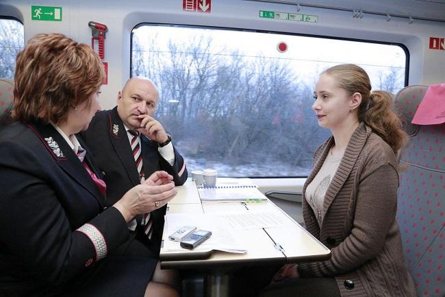 Начальник СКЖД ответил на вопросы пассажиров