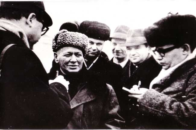 Шолохов-и-журналисты