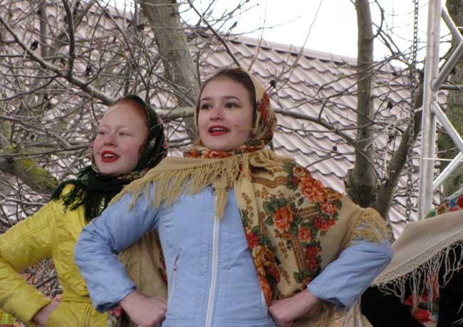 юные-казачки
