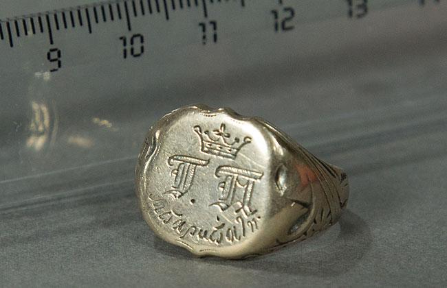 перстень Барбати