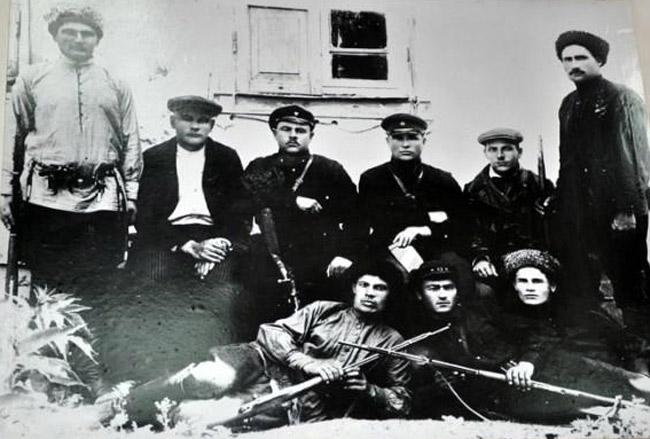 отряд по борьбе с бандитизмом (ДонЧК)