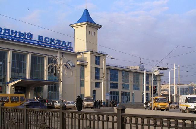 Вокзал-1961