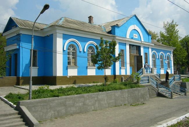 Синявская-вокзал