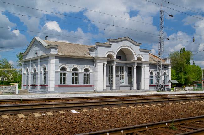 вокзал-станции-Морской