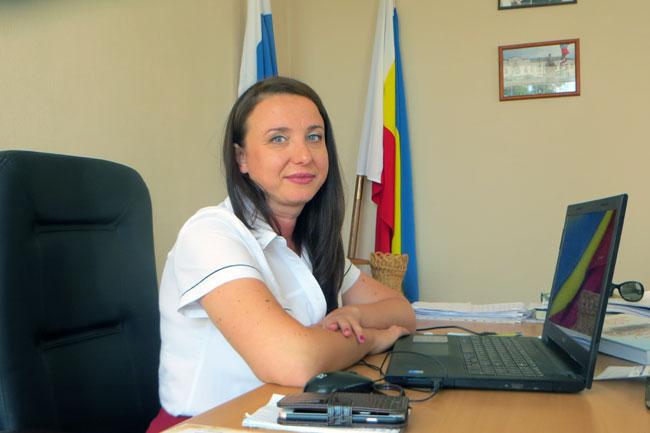 глава-поселения-Татьяна-Лез