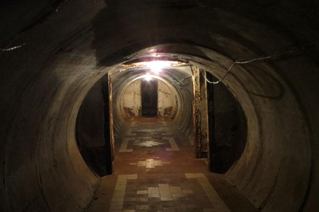 Бункер-коридор