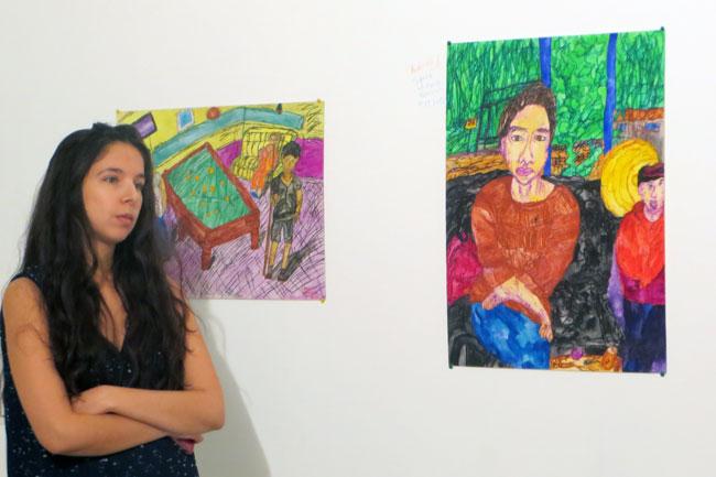 Лейли-и-портрет-кореянки-из