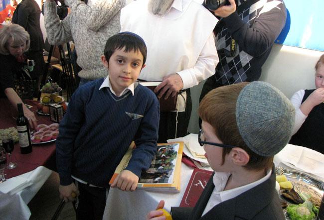 мальчики-евреи