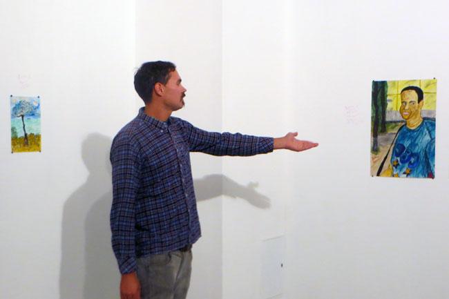 художник-и-портрет-Виктора1