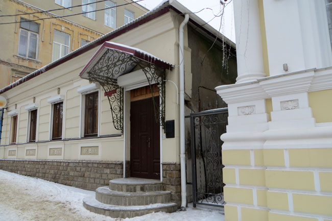 Дом-художника-Арцатбаняна