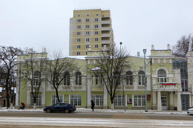 особняк-Искидарова