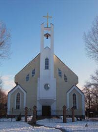 Kostel - Rostov