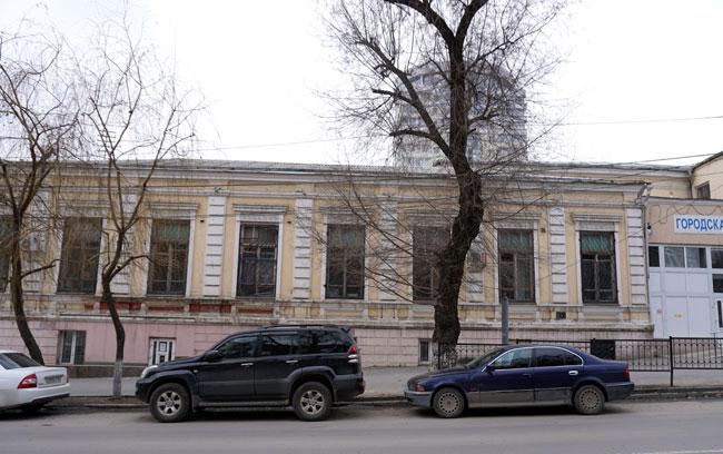 Больница-Богатяновский-спус
