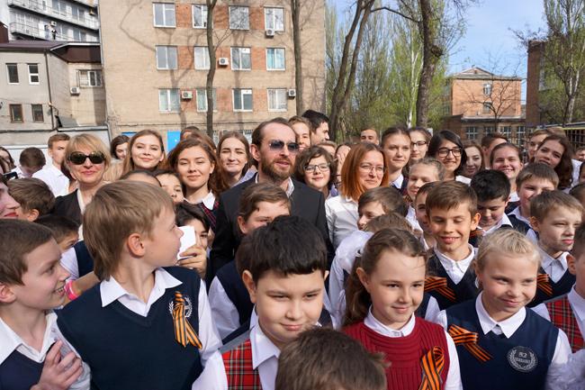 Хабенский-и-гимназисты