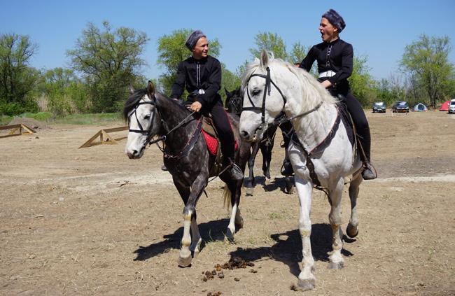 казаки-из-Суровикино