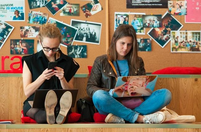 виртуальное образовательное пространство - автор Мария Бродская