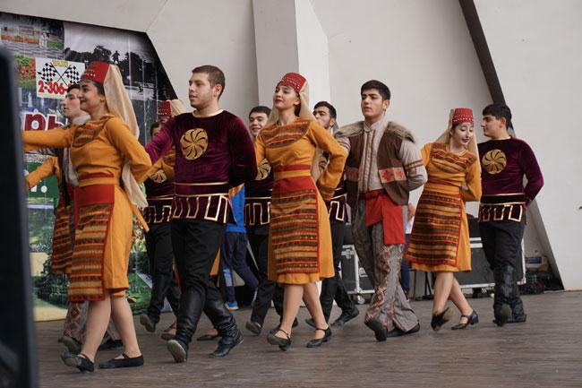 армянский-ансамбль