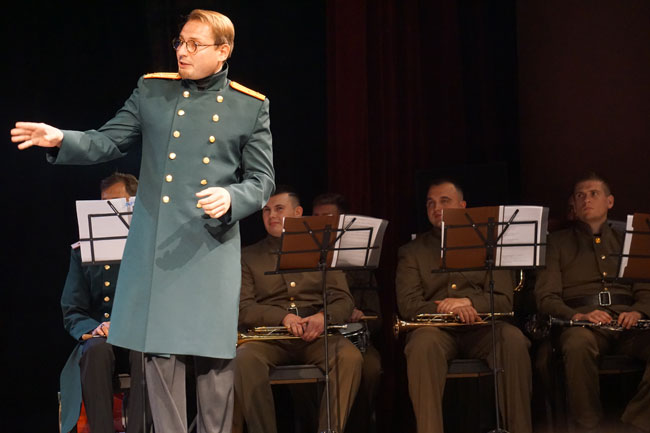 Тузенбах-и-оркестр