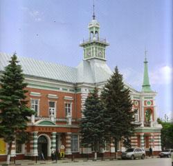Азовский-музей