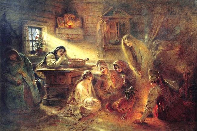 Константин-Маковский-Святоч