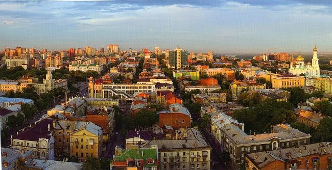 Ростов-панорама