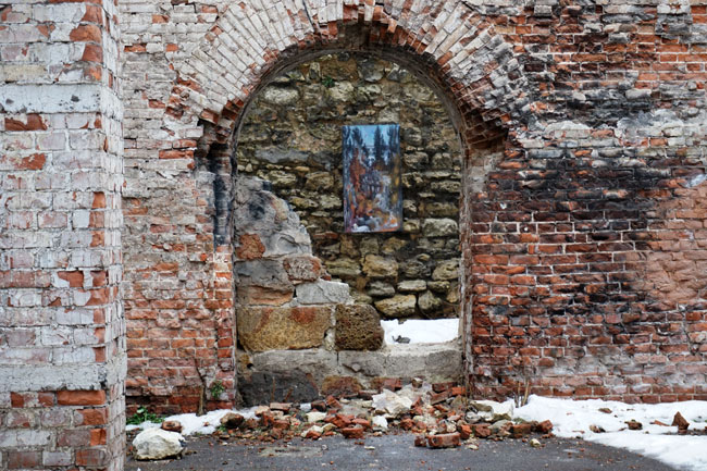арка-с-картиной