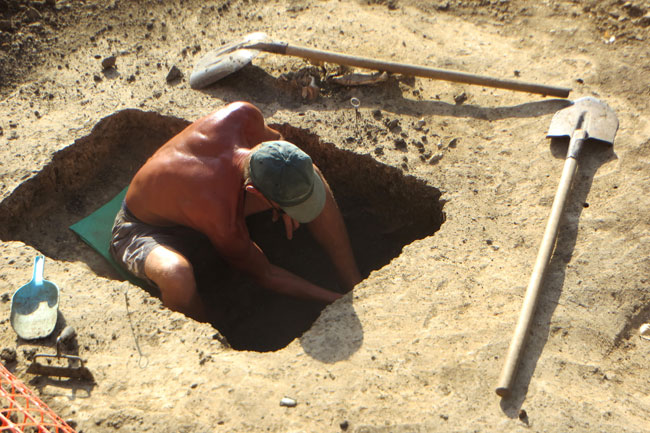 в-яме-на-раскопе1