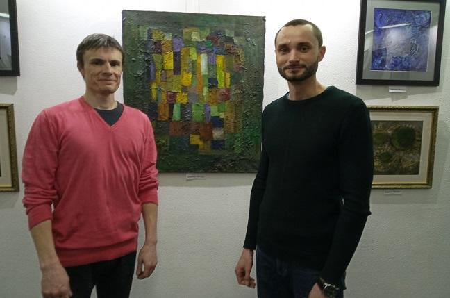 Михаил Баринов и Евгений Доля — копия