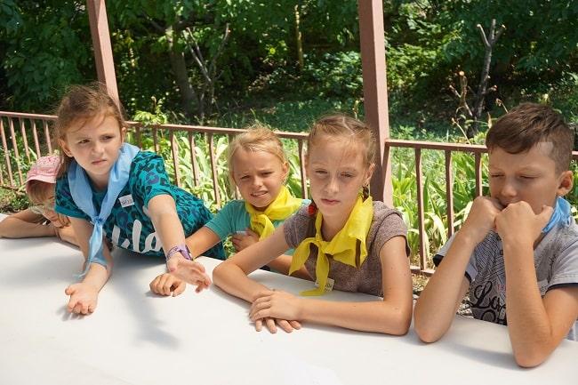 воспитанники лагеря станции юнных натуралистов-min