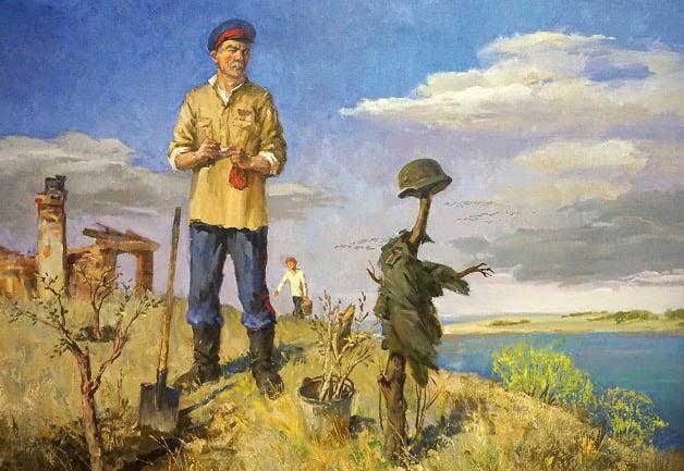Владимир Калинов Весна Победы-min